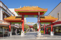 Chinatown in Brisbane, Australia Royalty Free Stock Photography