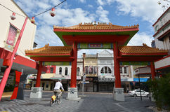 Chinatown, Brisbane -Queensland Australia Royalty Free Stock Image