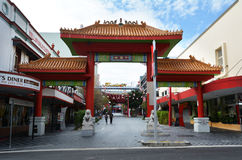 Chinatown, Brisbane -Queensland Australia Royalty Free Stock Photos
