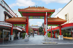 Chinatown, Brisbane -Queensland Australia Royalty Free Stock Images