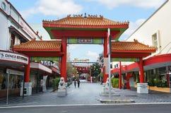 Chinatown, Brisbane - Queensland Australien Lizenzfreie Stockbilder