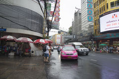 Chinatown Chinees Nieuwjaar in Thailand Royalty-vrije Stock Afbeeldingen