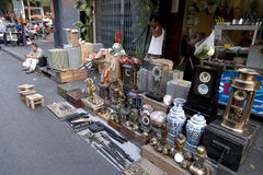 Chinatown de Banguecoque Fotografia de Stock Royalty Free