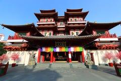 Chinatown de Singapour Photos libres de droits