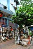Chinatown em Banguecoque Imagem de Stock Royalty Free