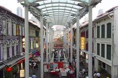 Chinatown en Singapur imagen de archivo libre de regalías