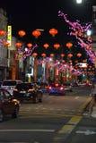 Chinatown-Farben Stockbilder