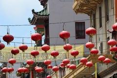 chinatown francisco san Fotografering för Bildbyråer