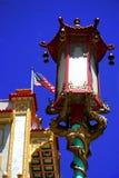 chinatown francisco san Стоковая Фотография RF