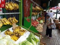 Chinatown Honolulu Stock Photo