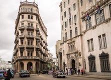 Chinatown im La Havana, Kuba lizenzfreies stockfoto