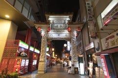 chinatown Japan Kobe Zdjęcia Stock