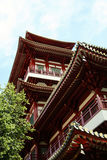 chinatown kinesiskt singapore tempel Royaltyfri Fotografi