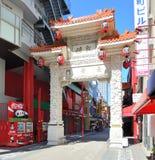 chinatown Kobe Obraz Stock
