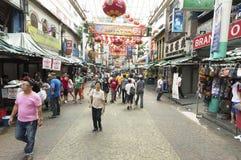 Chinatown, Kuala Lampur Royalty Free Stock Photography