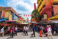 Chinatown, Kuala Lumpur, Malasia Imagenes de archivo