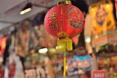 Chinatown lampa obraz stock