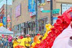 2016 Chinatown lata jarmark Zdjęcia Stock