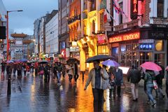 Chinatown, London Stock Images