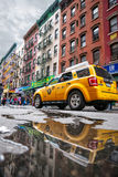 Chinatown, Manhattan, New York, Etats-Unis Photographie stock