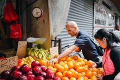 Chinatown, Manhattan, New York, Stati Uniti fotografia stock libera da diritti
