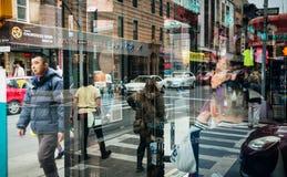 Chinatown, Manhattan, Nowy Jork, Stany Zjednoczone Obrazy Royalty Free