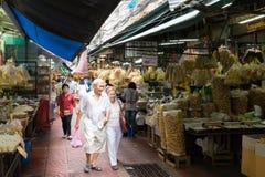 Chinatown market in Bangkok Stock Images