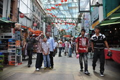 Chinatown Market Stock Image