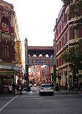 Chinatown @ Melbourne Royalty Free Stock Images