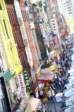 chinatown miasto nowy York Zdjęcia Stock