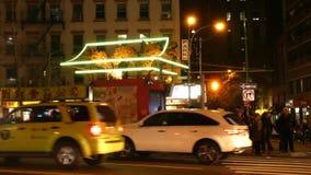 chinatown natt arkivfilmer