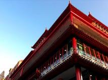 Chinatown nella città di Incheon Immagine Stock