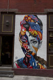 Chinatown - Nowy - York, Sceny De Ulica sztuki ancienne Obraz Royalty Free