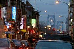 chinatown philadelphia Royaltyfri Bild