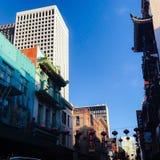 Chinatown a San Francisco fotografia stock libera da diritti