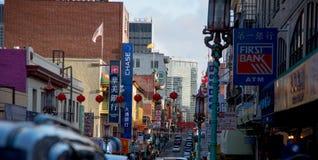 Chinatown San Francisco Stock Photo