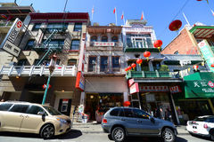 Chinatown in San Francisco, California Stock Photo