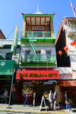 Chinatown in San Francisco, California Royalty Free Stock Photography