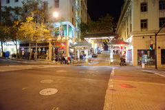Chinatown in San Francisco Royalty Free Stock Photography
