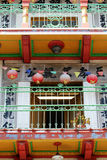 Chinatown, San francisco Royalty Free Stock Photos