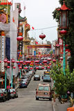 Chinatown in San Francisco Stock Photography