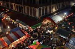 chinatown singapore royaltyfria bilder