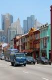 chinatown singapore Стоковое фото RF