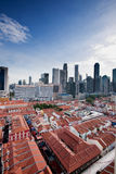 Chinatown Singapore Royalty Free Stock Photo