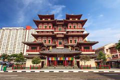 Chinatown - Singapore Stock Image