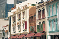 Chinatown, Singapore Stock Photography