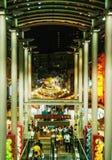chinatown Singapour Images libres de droits