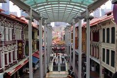 chinatown Singapour Photos stock