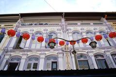 Chinatown, Singapur Obraz Royalty Free