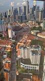 Chinatown, Singapur stockbild
